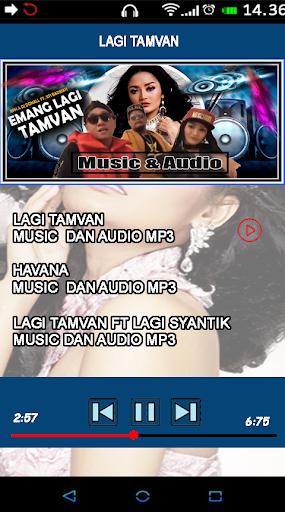 Lagu Lagi Tamvan Lagi Syantik Siti Badriah OFFLINE 1.5 screenshots 1