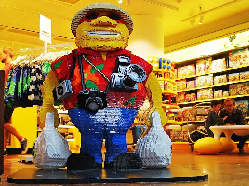 Io scatto con LEGO di MauroV