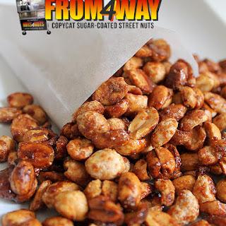 Nuts 4 Nuts Copycat Sugared Street Nuts