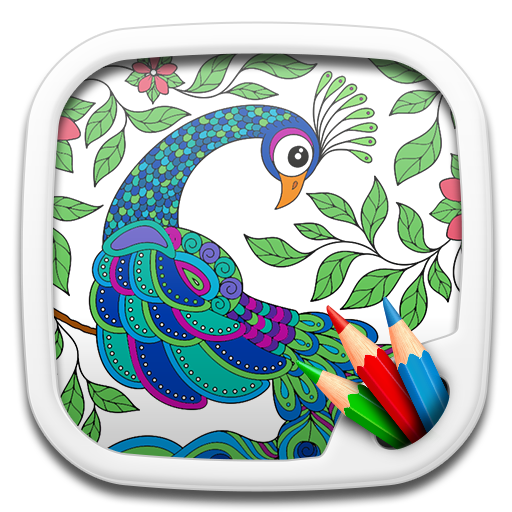 Download Tropical World Coloring Pages For PC