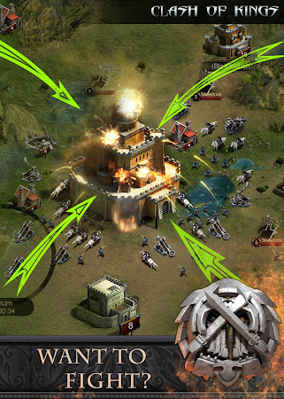 Clash of Kings 1.1.2 screenshot 7149