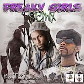 Freaky Girls (feat. Jah Cure) [Remix]