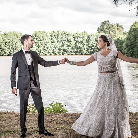 Wedding photographer Jerome Paressant (paressant). Photo of 25.09.2017