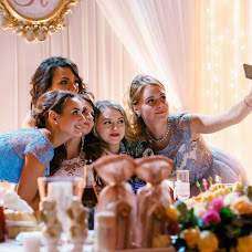 Wedding photographer Olga Vasileva (olgakapelka). Photo of 25.02.2018