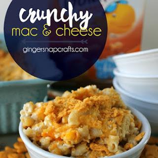 Crunchy Mac & Cheese {recipe}