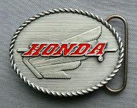 Bältesspänne Honda MC