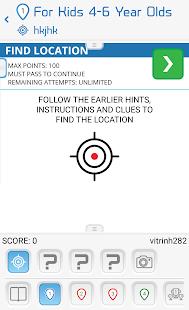 Seek&Spot - Scavenger Hunt - náhled