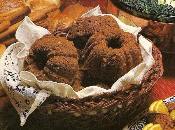 Pumpkin Molasses Muffins Recipe