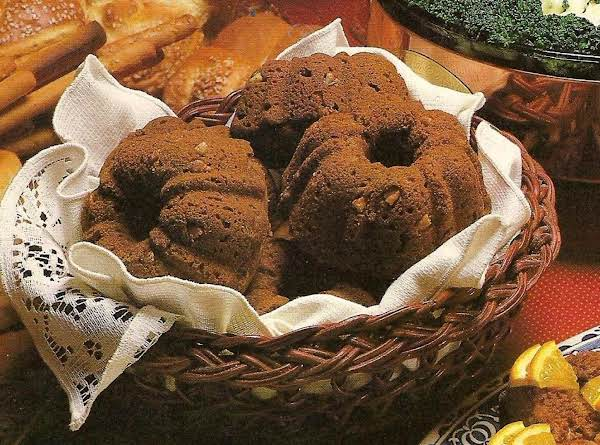 Pumpkin Molasses Muffins Recipe