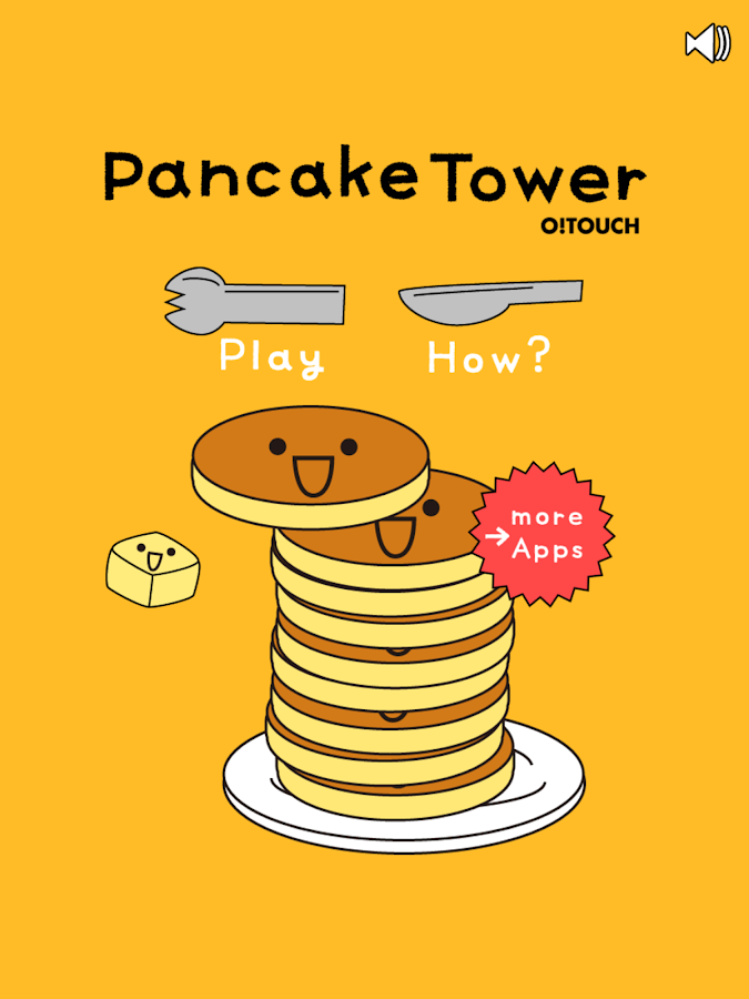 Pancake Tower- screenshot