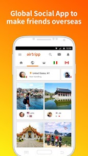 Airtripp:Free Foreign Chat App Download For Android and iPhone 1