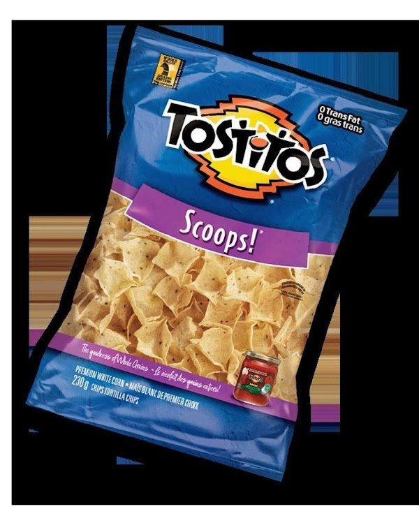Serve with Tostitoes Scoops