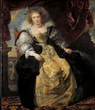 Photo: Peter Paul Rubens, Helene Fourment in Her Bridal Gown, Ca. 1630