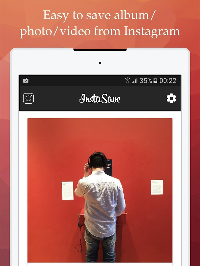 InstaSave for Instagram- screenshot