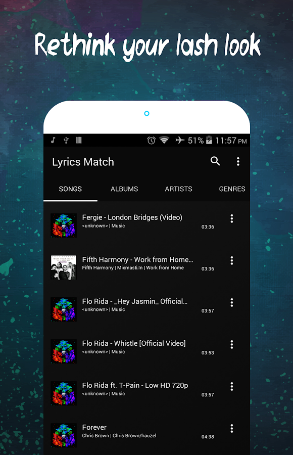 Lyrics Match: Music Player - Android Apps on Google Play