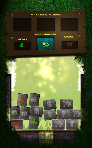 Jungle Arithmetic