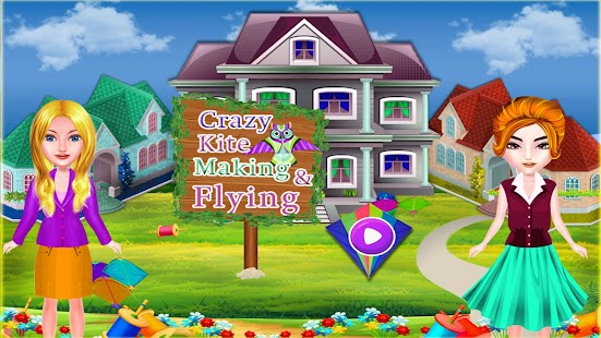 Crazy Kite Making & Flying - náhled