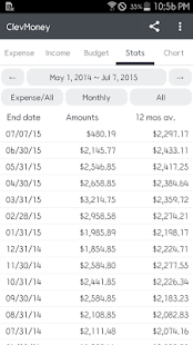 App ClevMoney - Personal Finance APK for Windows Phone