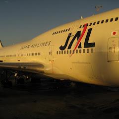 帰りの飛行機を見たら悲しくなりますよね?