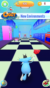 Oggy 3D Run Apk MOD (Unlimited Coins) 5