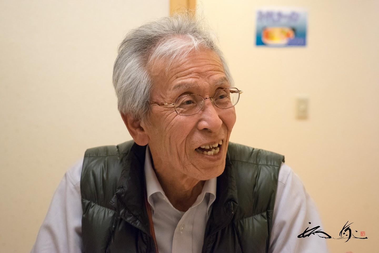 笑顔が絶えない石川先生