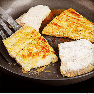 Sauteed Fish Filets