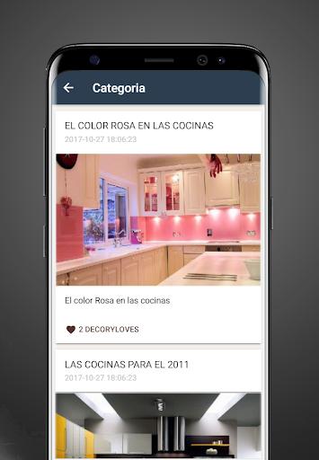 Decoraciu00f3n de Interiores Gratis - Decory 15.0.7 screenshots 11