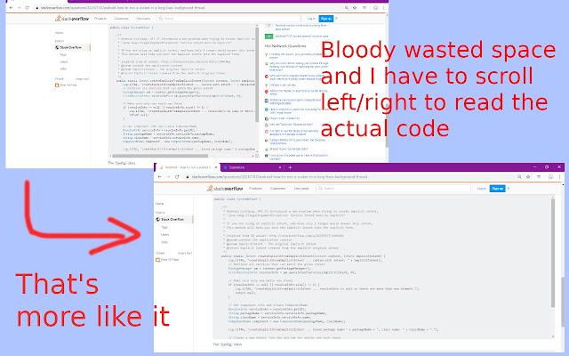 Better StackOverflow