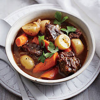 Classic Slow Cooker Beef Stew.