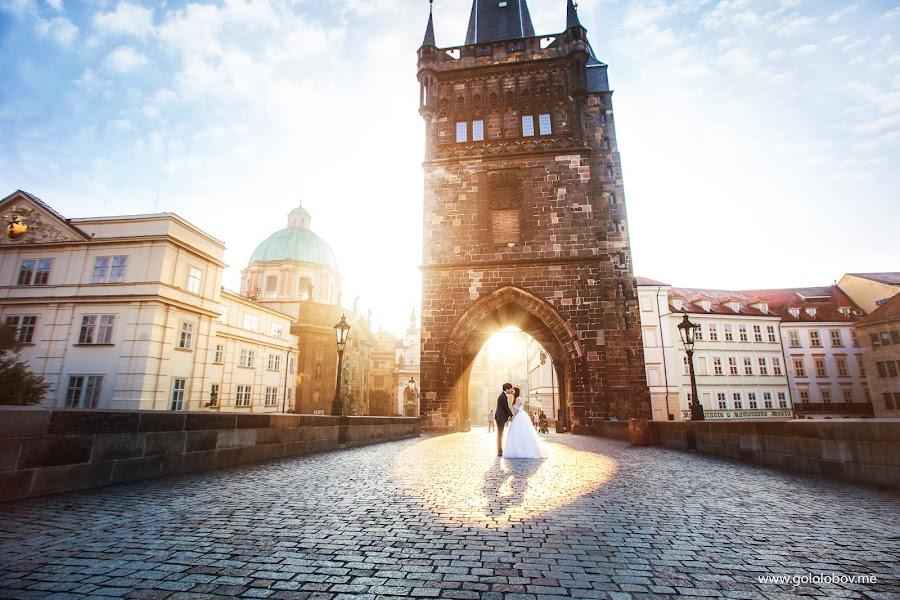 Wedding photographer Constantine Gololobov (gololobov). Photo of 27.05.2018