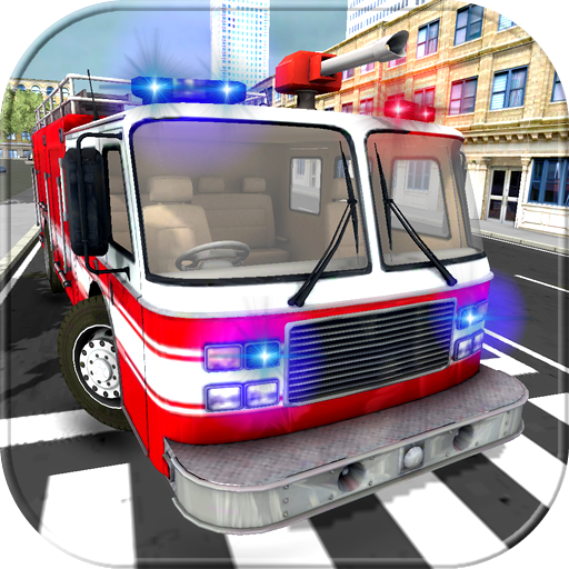 911 Rescue Fire Truck Android APK Download Free By Aerosoft GmbH