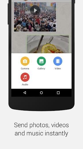 Typi Messenger screenshot 6
