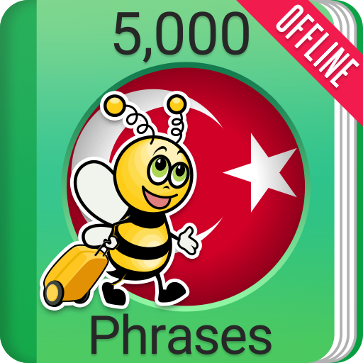 Learn Turkish - 5000 Phrases APK Cracked Download