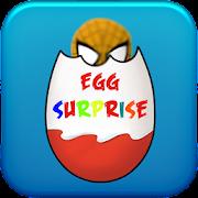Prize Secret Eggs Superhero