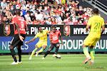 """Jérémy Doku opnieuw aan de kant bij Rennes: """"Het is geen onschuldige blessure"""""""