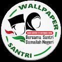 Wallpaper Santri icon