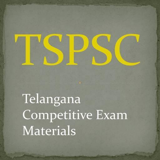 TSPSC EXAM MATERIALS