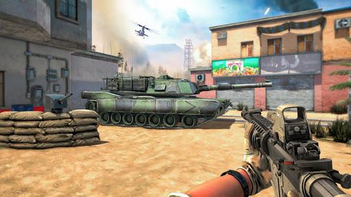Modern Commando Action Games apkpoly screenshots 2