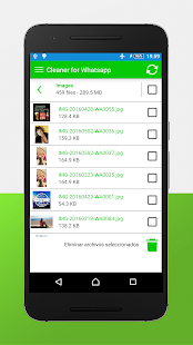 Cleaner for whats App- screenshot thumbnail