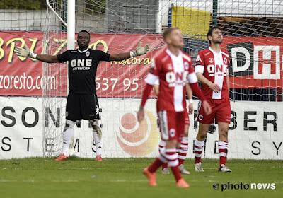 Les erreurs de Kudimbana coûteront-elles le titre à l'Antwerp ?