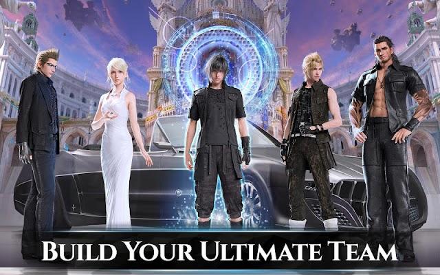 Final Fantasy XV: A New Empire - screenshot