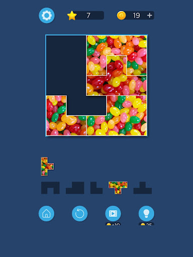 Block Square Jigsaw Puzzle apkpoly screenshots 10