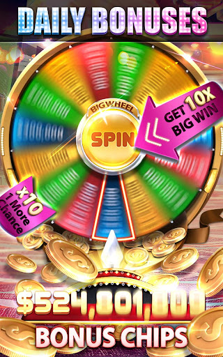 Full House Casino: Lucky Jackpot Slots Poker App  screenshots 6