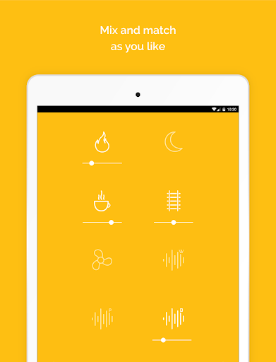 Screenshot for Noisli - Focus, Concentration & Relaxation in United States Play Store