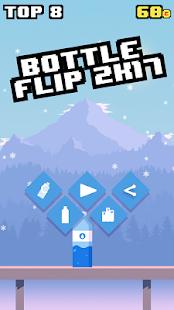 Bottle Flip 2k17 - Addictive screenshot