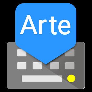 アルテ on Mozc 日本語入力キーボード(新版)