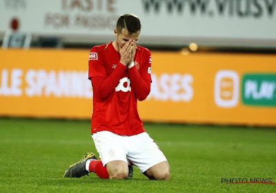 📷 Zinho Vanheusden donne de ses nouvelles après l'opération