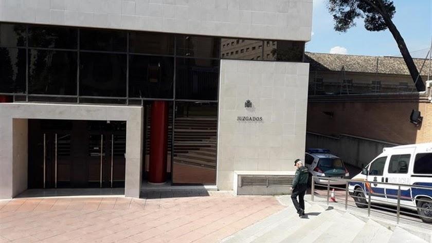 Juzgados de Granada.