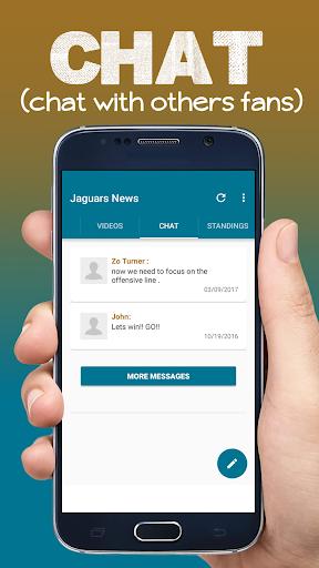 Jacksonville Football: Jaguars  screenshots 3