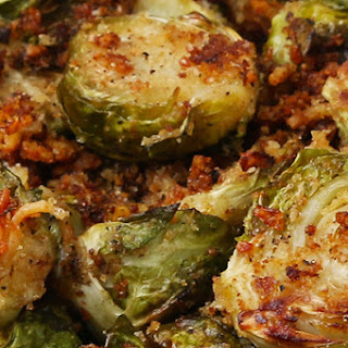 Roasted Brussels Sprouts Garlic Powder Recipes